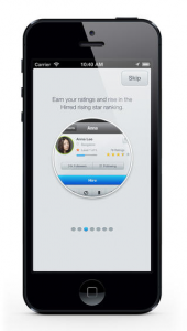 Hirred iPhone App Review