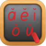 word wheel short vowels icon