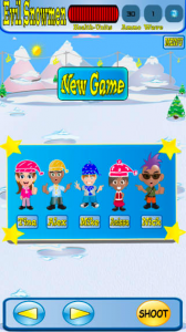 Evil SnowMen iPhone Game Review