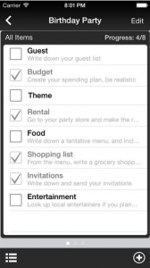 Checklist++ Pro iPhone App Review