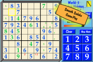 Sudoku Adventure iPhone Game Review