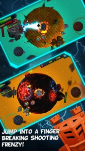 In a Space iPhone Game Review