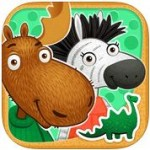 Moose & Zebra. Dinos Is a Wonderful Educational Magazine App