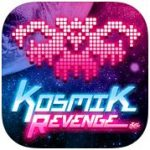 Kosmik Revenge is a Classic Shoot'em Up for iPhone & iPad