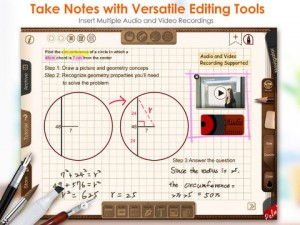 Note taking is a breeze on the iPad with NoteLedge