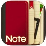 noteledgeicon 150x150 Note taking is a breeze on the iPad with NoteLedge