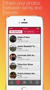 Spheres iPhone App Review