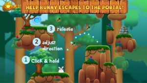 Enjoy Great Game Play with BunnyEscape 2