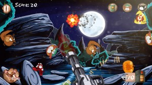 Furballs Is a Fun Mix of Duck Hunt, Fruit Ninja, and Angry Birds
