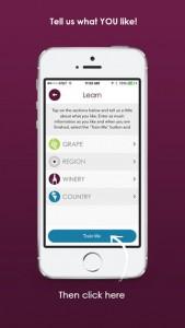 Wine4.Me iPhone App