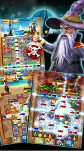 P1 168x300 Get Your Wizard On With Potion Blast Mania