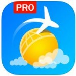 weathertravelericon 150x150 Press Release: Weather Traveler PRO for iPhone Features Beautiful Visuals that Match Location, Time, and Live Weather Conditions