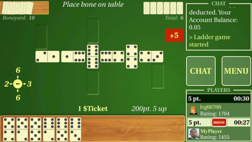 Get Your Dominoes Fix with Dominoes Live