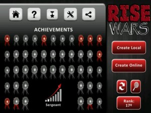 Build Your Army and Conquer the World in Rise Wars