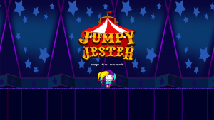 screenshot1 300x169 Jumpy Jester: High Flying Fun on the iPhone