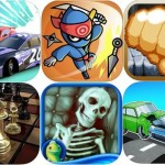 Top Ten New Free iOS Games – These Games Rock!