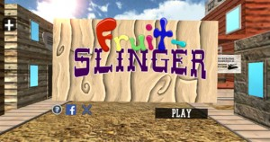 Test Your Accuracy with Fruit Slinger
