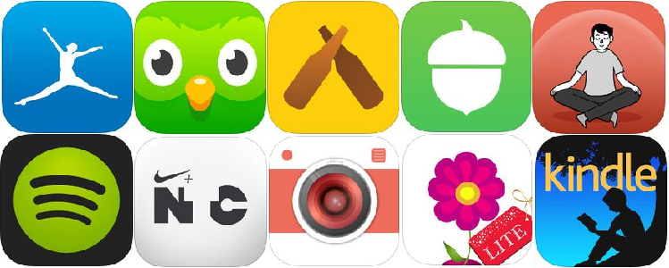The Top iPhone Apps We Use