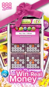 888ladies: Refining Mobile Bingo with Style, fun, and Fluff