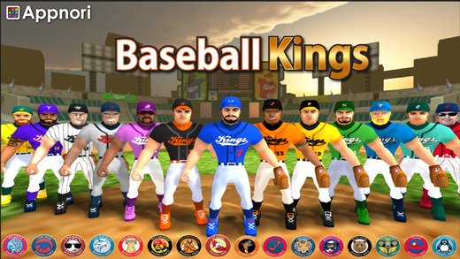 Live Your Dreams in Baseball Kings