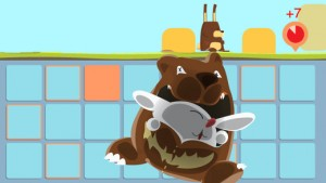 Bunny Bear Is a Hilariously Fun and Cute Game for iPhone