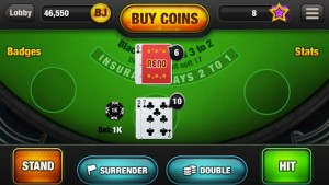 Free Blackjack App Offers an Authentic Blackjack Experience