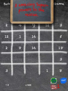 Press Release: Tally Board is a Challenging and Unique Math Puzzle Game for iPhone and iPad