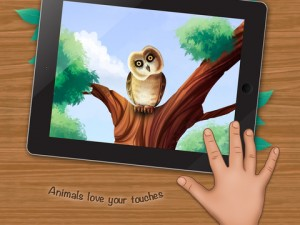 "Press Release: ""Who Lives in a Tree?"" for iOS and Android Teaches Children about Forest Animals and Birds in a Fun and Entertaining Way"