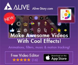ALIVE - Video Editor
