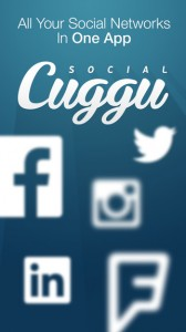 Keeping Up with Your Social Networks is Easier with Cuggu Social