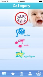 Press Release: Teaching Baby LLC Updates Its iOS App, Baby's Brilliant, With Awesome New Videos