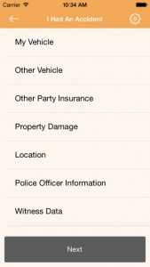 Auto Law Pro iPhone App