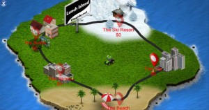 Lunch Truck Tycoon iPhone Game