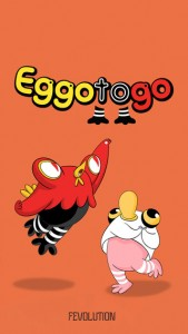 Eggo To Go iPhone Game