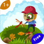 Find All Is a Fun and Educational Game for Preschoolers