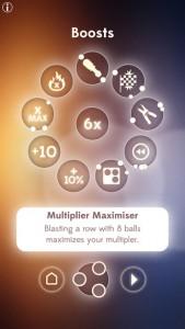 BlastBall MAX iPhone Game