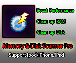 Memory and Disk Scanner Pro