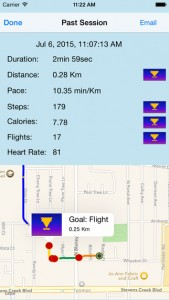 Dynetix Fitness iPhone App