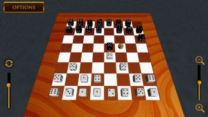 Chess Dice iPhone Game