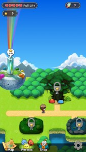 Rainbowtail iPhone Game