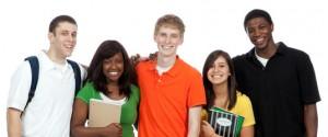 5 College Kids