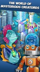 Aquapolis iPhone Game