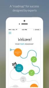 Zinkerz TOEFL iPhone App