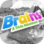 Quiz Your Way Through 640 Stages in Brains – A Trivia Adventure!