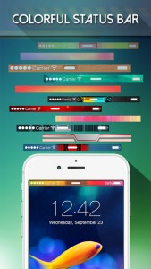 Fancy Lock Screen Themes iPhone App