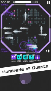 Starific - Endless Arcade Reactor iPhone Game