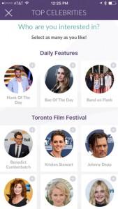 FirstLook iPhone App