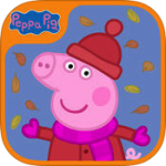 Peppa's Seasons: Autumn and Winter Helps Kids Learn About Weather with Games