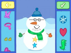 Peppa's Seasons: Autumn and Winter iPhone Game