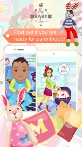 My Baby Sim iPhone App